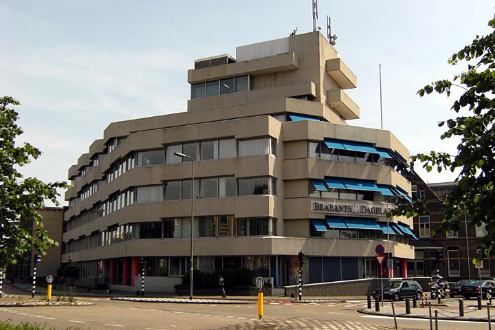Bossche Encyclopedie   Voormalig kantoor Brabants Dagblad